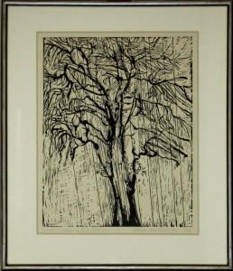 ASZKIEŁOWICZ ALFRED – Drzewo wiosenne