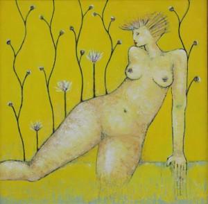 KOŁODZIEJCZYK ANDRZEJ – Kobieta w żółci