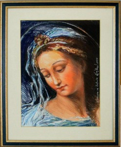 LEJBA ANNA – Madonna wg Rafaela