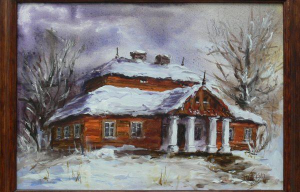 WIDAWSKA – KUBSKA IWONA – Dwór Modrzewiowy w Krzykawce