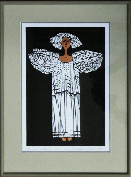 ASZKIEŁOWICZ ALFRED – Anioł złoty III