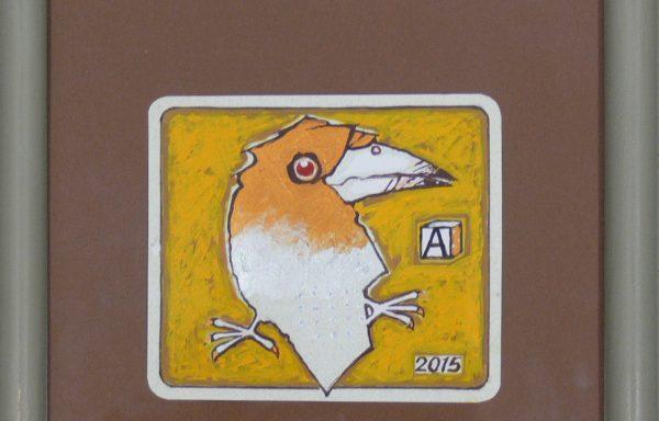 ASZKIEŁOWICZ ALFRED – Ptak złotosrebrny