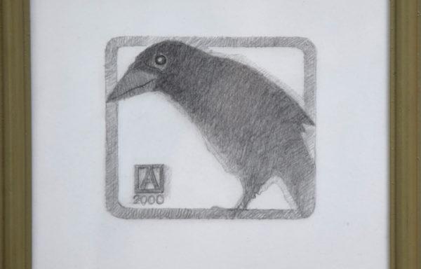 ASZKIEŁOWICZ ALFRED – Ptak ołówkowy
