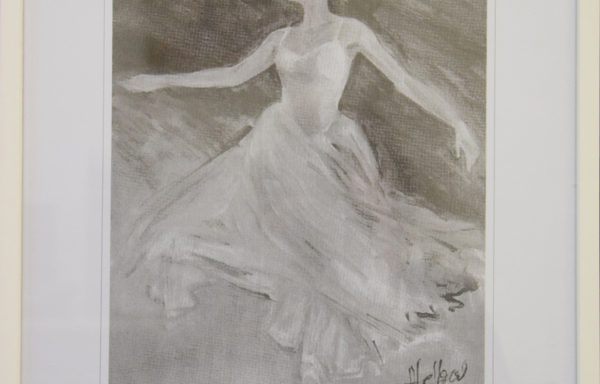 LEJBA ANNA – Tancerka