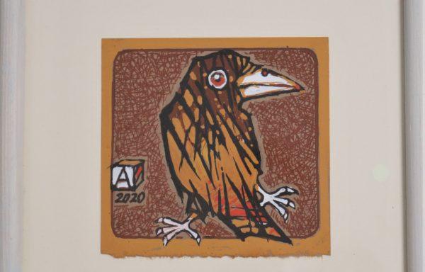 ASZKIEŁOWICZ ALFRED  – Ptak jesienny