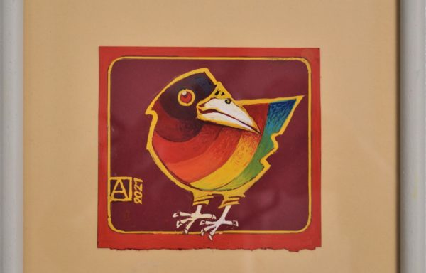 ASZKIEŁOWICZ ALFRED – Ptak tęczowy